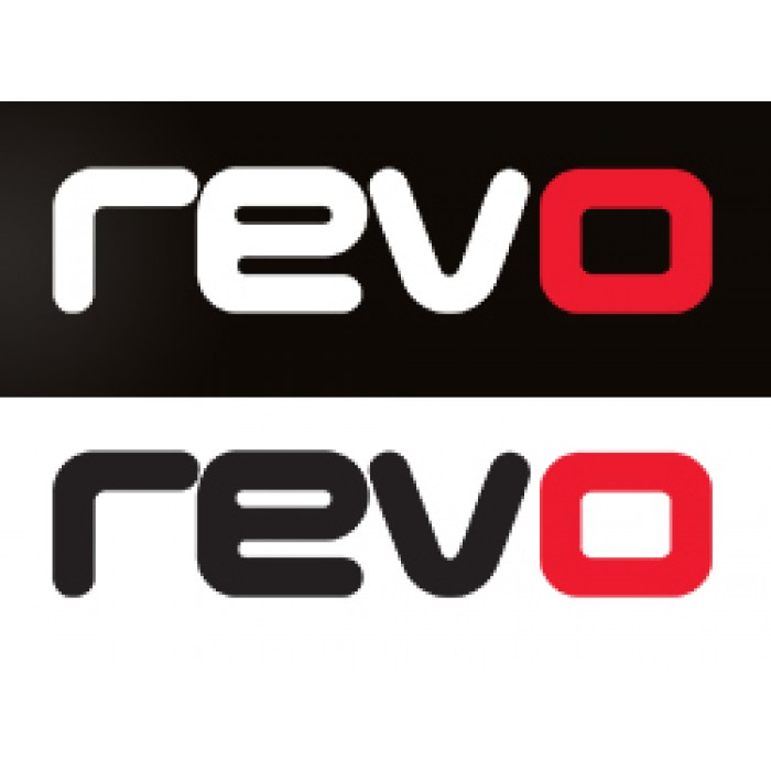 REVO Stickers Large x 2 (30cm)