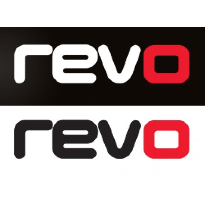 REVO Stickers Large x 2 (30cm)