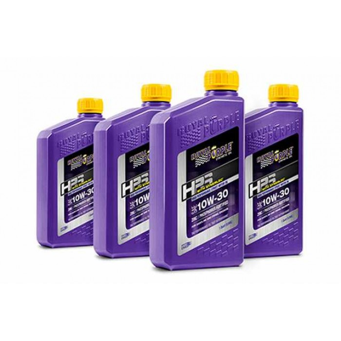 Royal Purple HPS Synthetic Oil 10W40 5.676 Litres