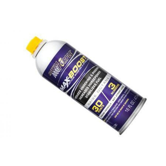 Royal Purple Max Boost Octane Booster & Fuel System Stabilizer