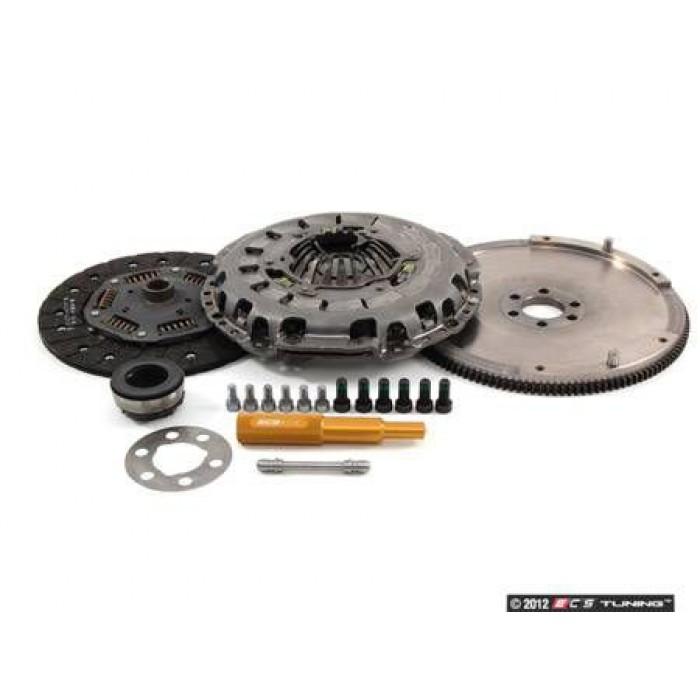 ECS RA4 Conversion Clutch Kit - Stage 2 - A4 B6 1 8T 2WD+Quattro