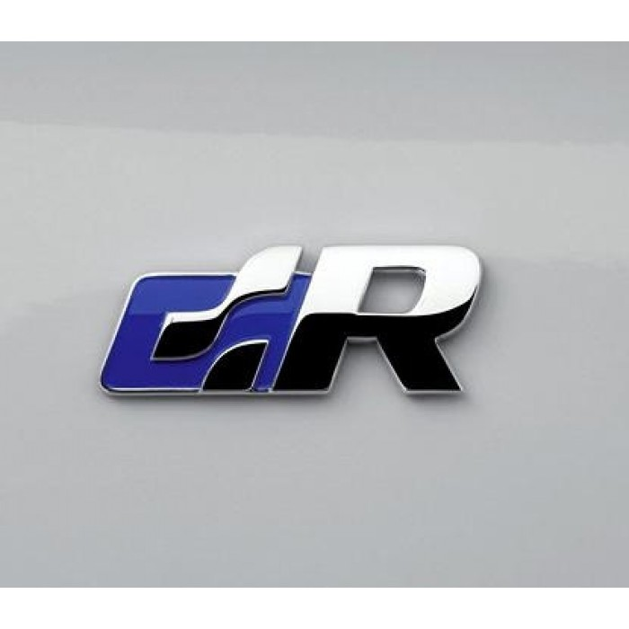 R Line Side Badge Emblem
