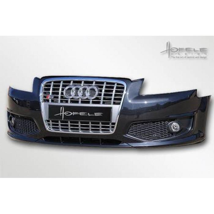 Hofele Single-Frame Front Bumper Conversion S3-Look - A3 8P Pre Facelift 03-05