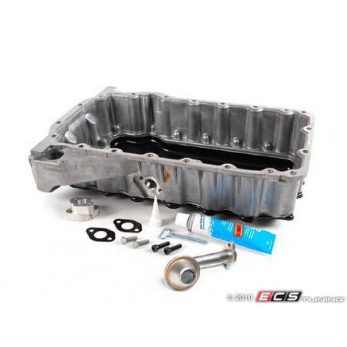 ECS Hybrid Shallow Sump Conversion Kit - 1.8T 150/180 Cars