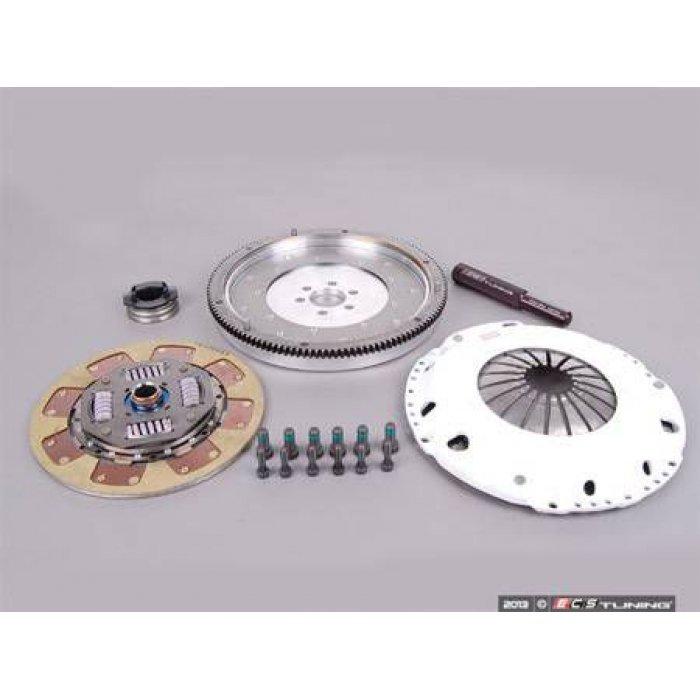 ECS Tuning Stage 3 Clutch Kit - Aluminum Flywheel 9 lbs - 5 Speed
