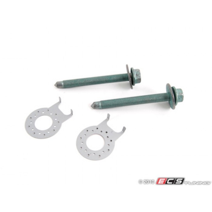 Subframe Spacer Plates Kit - Golf Mk5/Mk6 etc