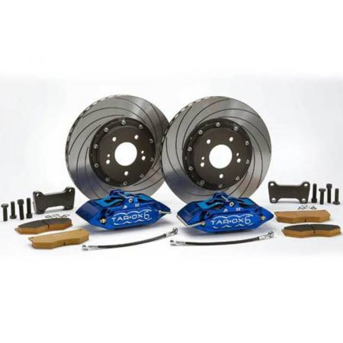 Tarox Front Big Brake Kit 6 Piston - Golf Mk6/Mk5/Scirocco /LeonII/OctII/A3 8P
