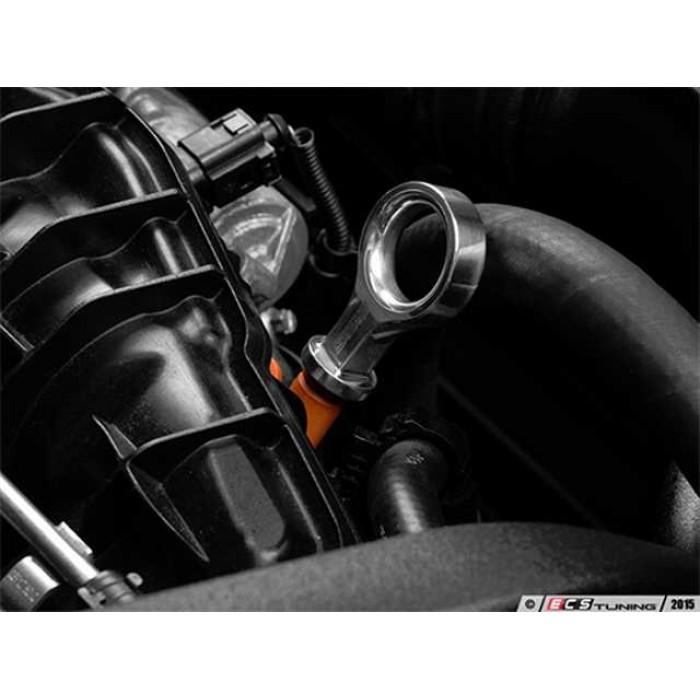 ECS Tuning Billet Engine Oil Dipstick - 2.0 TFSI + Golf 6 R