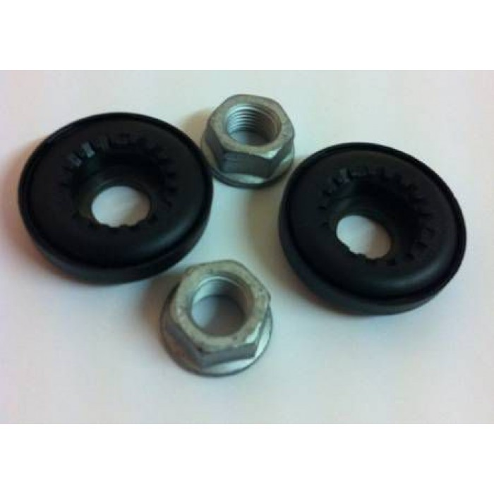 Pair of Top Mount Bearings - Golf Mk4 Etc