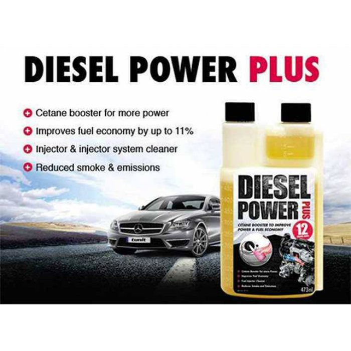Diesel Power Plus Fuel Formula 473ml