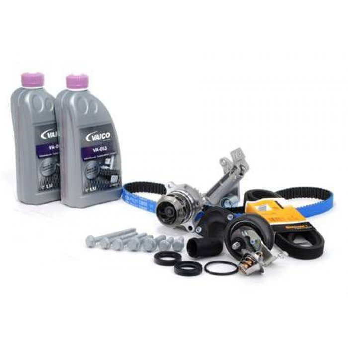 ECS Tuning Ultimate Plus Timing Belt Kit With Gates Racing Timing Belt - 1.8T 150/180