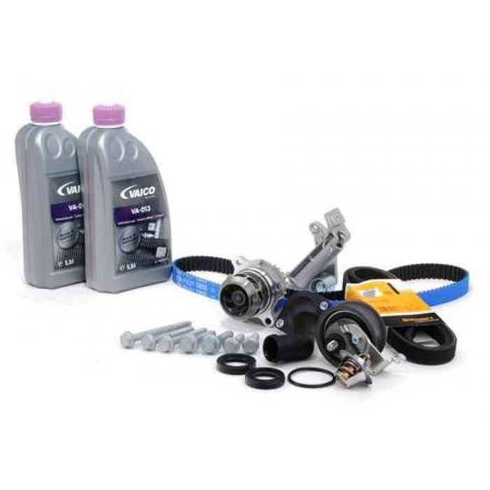 ECS Tuning Ultimate Plus Timing Belt Kit With Gates Racing Timing Belt - 1.8T 150/180