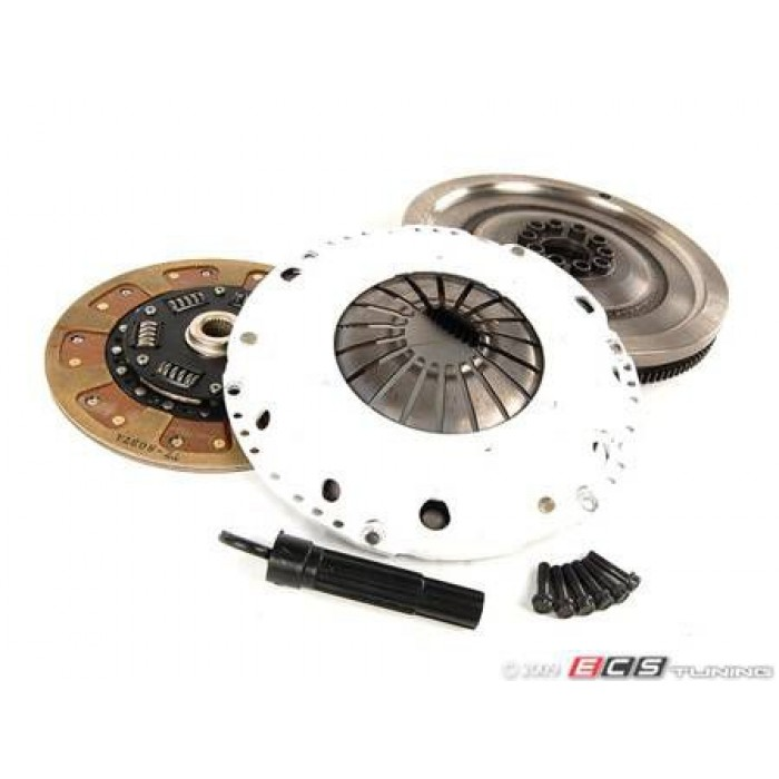 ECS Stage 3 Clutch Kit with Lightened Flywheel - Golf 3/Corrado VR6