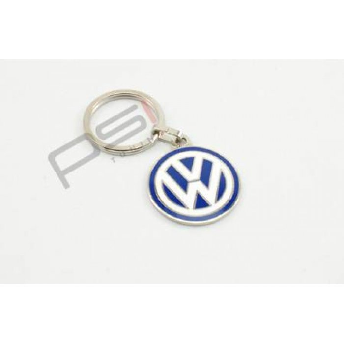 Genuine VW Enamel Keyring
