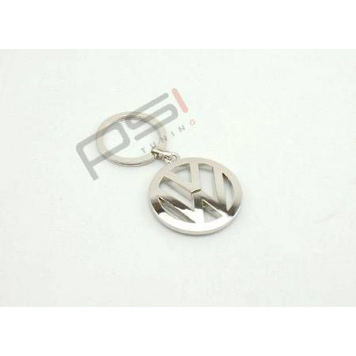 Genuine VW Chrome Keyring