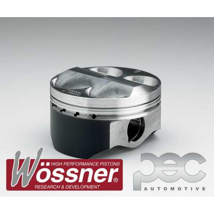 Wossner Forged Piston Kit Mk2 GTI 1.8L 16V KR Turbo