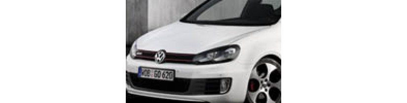 Golf Mk6 2009- on
