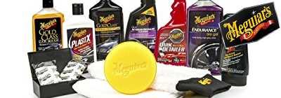 meguiars car cleaning