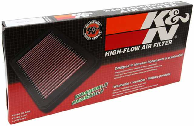 K&N Air filter - Audi A4 B7 2.0TDI